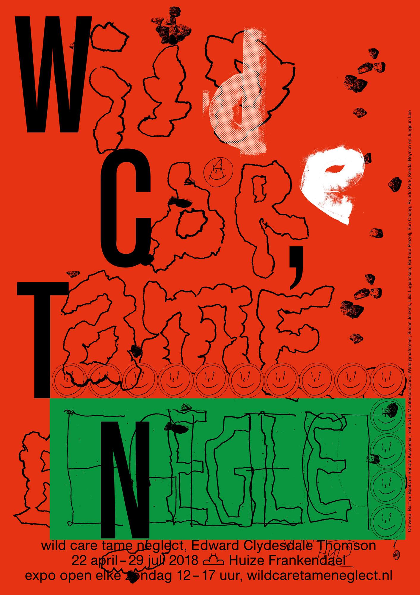 wild care tame neglect - exhibition